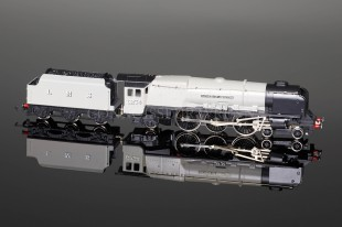 "Wrenn ""Duchess of Abercorn"" Class 8P 4-6-2 LMS Grey 6234 Locomotive W2294"