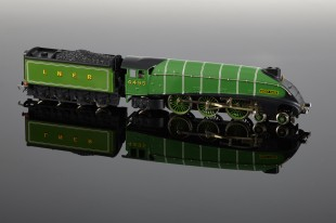 "Wrenn ""Great Snipe"" 4495 LNER Green Class A4 Pacific Locomotive W2209/A"