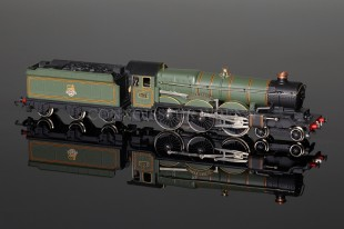"Wrenn 4-6-0 Castle Class ""Corfu Castle"" BR Green Ltd Edition Loco W2417"