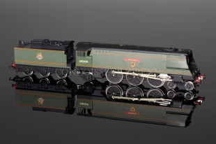 "Wrenn ""YEOVIL"" 4-6-2 BR Green 1991 Streamlined Bulleid Pacific  W2268/A"