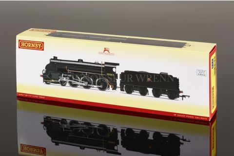 Hornby DCC READY BR Black Early Crest S15 Class 30843 R3328