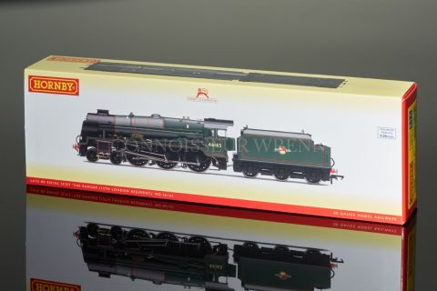 """Hornby BR LATE Royal Scot """"THE RANGER"""" (12th London Regiment) R3558"""