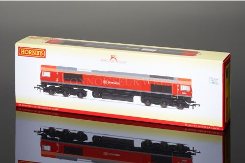 Hornby Freightliner CO CO DIESEL ELECTRIC Class 66 no. 66 413 model R3778