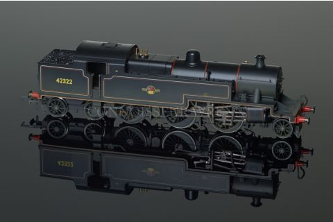 Hornby Model Railways BR Fowler 2-6-4T Class 4P Weathered ref.R2287