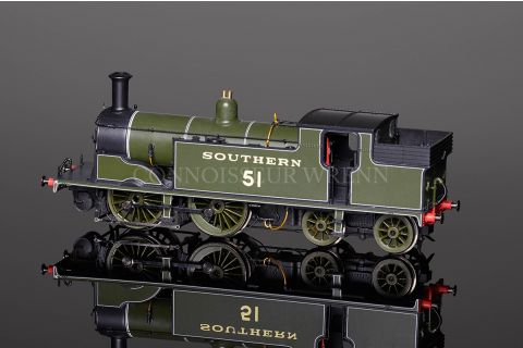 Hornby DCC Southern 0-4-4T Class M7 Locomotive 51 model R2924